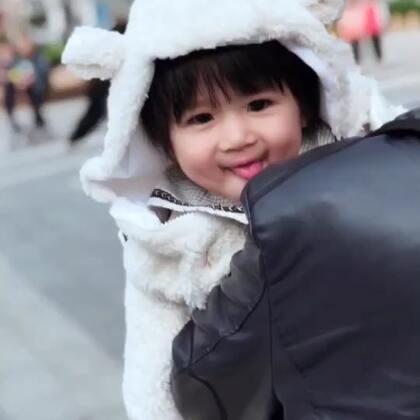 让我们就这样一直爱着你💗#宝宝##萌宝宝#
