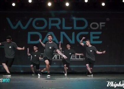 【World of Dance】 如果你站在过或未来想站在这个舞台上的请点赞or分享 #WOD##舞蹈##街舞##我要上热门# Keep Your Dream ALIVE