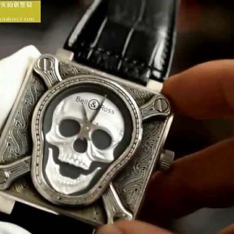 【蜗牛名表视频评测美拍】新款纯银又推出重磅力作,耗时半...