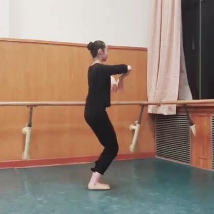 #舞蹈##惊人的控制力#