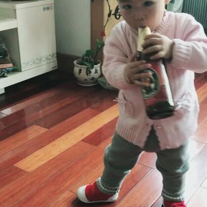 从娃娃抓起#宝宝##晒不完的侄女#