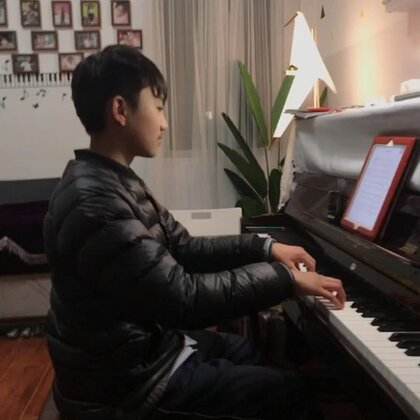 【薛佳piano美拍】17-12-29 19:34
