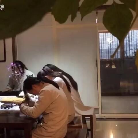 【秀秀书院美拍】茶道美学课:《诗经 小雅 四月》...