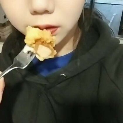 每次支持我们韩少女tv的粉丝朋友们 好久没更新视频 终于回来了 这次欧巴跟慧敏去吃炸鸡 以后天天更新希望朋友们多多赞 评论 谢谢 #美拍小助手###吃秀###我要上热门##