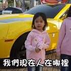 大魯閣草衙道-變形金鋼大黃蜂 #寶寶#