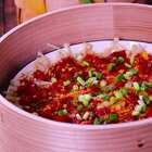 剁椒金针菇!简单易上手的美味。 #美食##剁椒金针菇##网红美食大盘点#