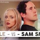 #晚安翻唱#来自英国的两位抒情派歌手,你们喜欢他俩组合吗?(歌曲:ADELE vs SAM SMITH Mashup - 翻唱制作:Madilyn Bailey & Casey Breves & KHS)#热门##音乐#