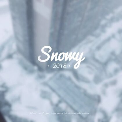 #精选##下雪了#下雪啦下雪啦~本来外拍的计划泡汤了~你们那下雪了嘛?@美拍小助手