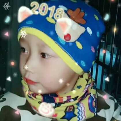 #2018第一场雪##宝宝##魔法涂鸦#@宝宝频道官方账号 @美拍小助手 @玩转美拍