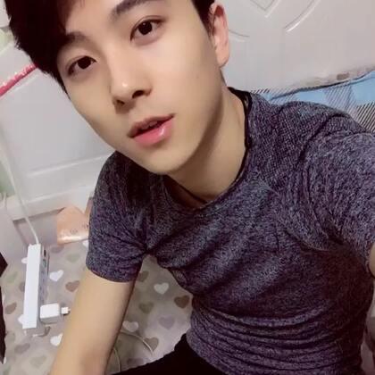 秋裤男孩#2018年第一天秋裤#晚安😴💤