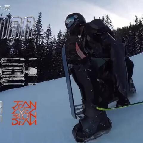 【FREEZY-亮美拍】#运动##滑雪#没有什么天气或季节...