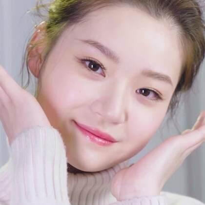一分钟教你冬季甜美自然眼妆,简单易学3步画法,2018秋冬约会必备!#魔力时尚##时尚##美妆#