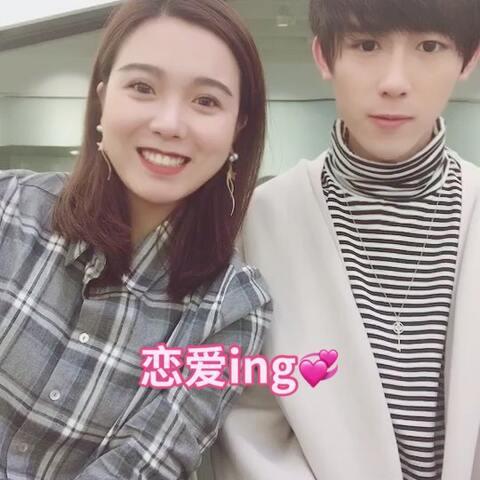 【猪崽猴塞雷美拍】#恋爱ing手势舞#@乔万旭 一点儿...