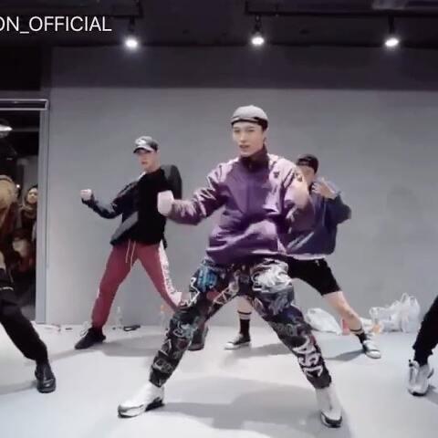 【1MILLION_OFFICIAL美拍】#舞蹈##1milliondancestudio# 【...