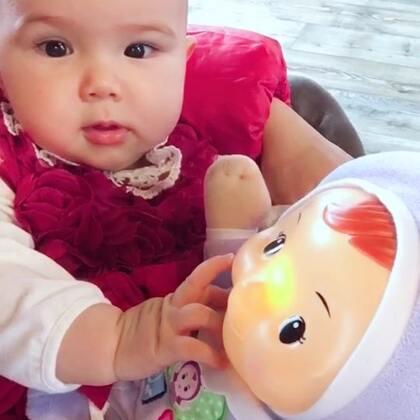 #宝宝##荷兰混血小小志&柒##混血宝宝#如果现在直播谁有时间?😁😁😁