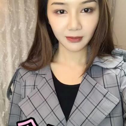 超爱超爱的设计师韩版套装款 又女人又休闲 😍😍@美拍小助手 #穿秀##女神##精选#