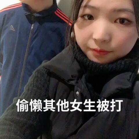 【大头大头下雨不愁🤕美拍】等电梯的时候,被女朋友套路了,...