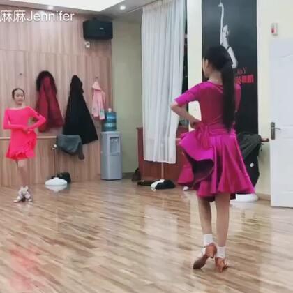 @💃应苏梦💃@MONICA.希妹💃 最后一周的大课#拉丁舞#恰恰#