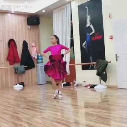 @💃应苏梦💃 第一个SoLo#伦巴#拉丁舞#最后一周的大课💃💃