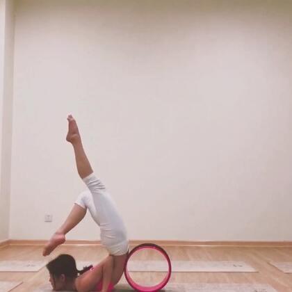 #运动##瑜伽#有机会明天把完整的视频拍给大家