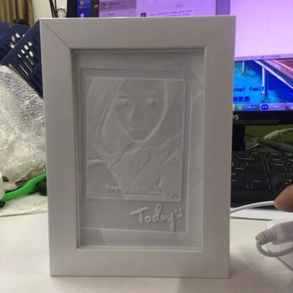 【新款照片定制3D透光浮雕生日礼物创意6寸相框diy手工情侣送男女友】http://www.dwntme.com/h.ZZdUrsa 点击链接,再选择浏览器打开;或复制这条信息¥MRwe0PPk55C¥后打开👉手淘👈[来自超级会员的分享]