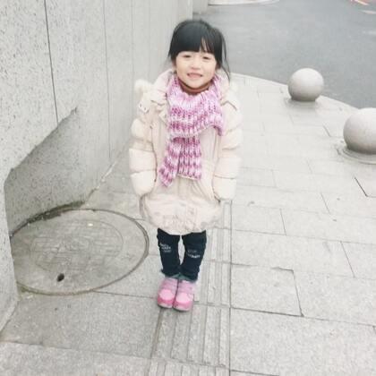 #宝宝# 到杭州了