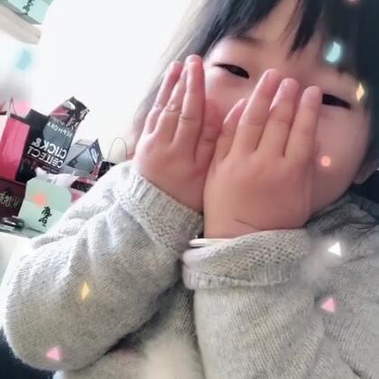 #123我爱你##精选##宝宝#😂😂给小心心❤吗
