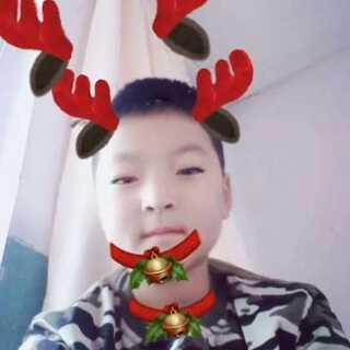 #抱抱跳挑战##美拍陪你过圣诞#