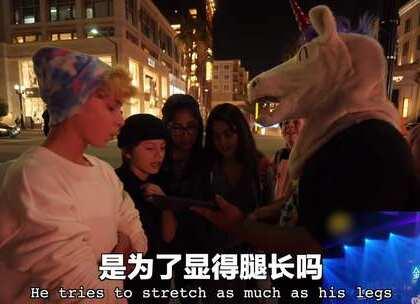 老外当街点评《歌手》第一期,被GAI爷江湖嘻哈实力圈粉。都说音乐无国界,考验你们欣赏水平的时候到了!#海外##搞笑##热门#