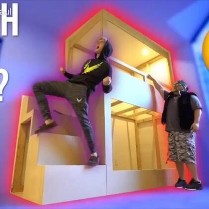 我要在我的房子里做一个全世界最棒的双层床,你们期待吗?#热门##搞笑#