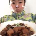昨天的土豆炖排骨~😋😋😋#吃秀##我要上热门##美食#@美拍小助手 @吃秀频道官方账号