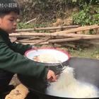 今天来做个蒸米粉#美食#