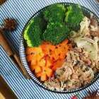 完胜吉野家的肥牛饭,想加多少肉都行#美食##我要上热门##吃秀#