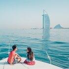 猜猜看迪拜帆船酒店最好的视角在哪里~~