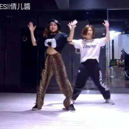 寒假训练营视频出来了☺️#倩儿编舞#第一次编中文歌压力好大#不得不爱##舞蹈#@广州MegaSoul舞蹈培训