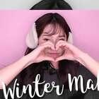 冬季似雪花掉落的亮晶晶约会妆#Ssongyang##diatv##diabeauty#