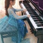 ??布格缪勒·天真烂漫??,一直不下雪??,穿上美美的裙子,变身冰雪女王????,祈求下雪??,堆雪人??,打雪仗??#音乐##宝宝##精选##piano钢琴??#