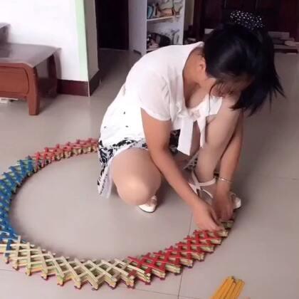 雪糕棒制作过程