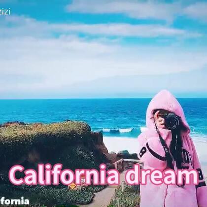 新年一月行程 美国加州之旅#精选##旅行##美国#