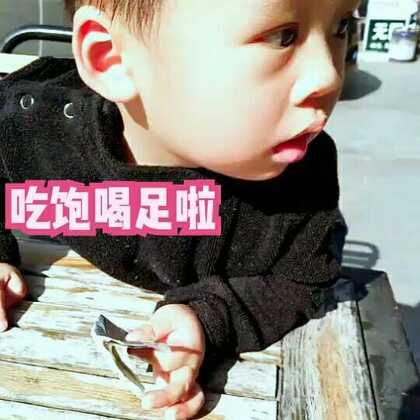 芒果奶酪包太大了,吃不完就饱啦😍😍想吃同款的加👉habao1213#宝宝##我要上热门@美拍小助手##面包#