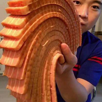 #吃秀##美食#666