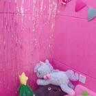 #介绍房间##精选#有谁和我一样喜欢粉色?和公仔😛