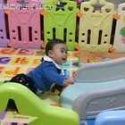 #宝宝##运动#自己玩耍的宝宝👍👍👍