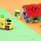 12个月以上玩具:选择玩具要适合宝宝的认知发展,满周岁的宝宝该挑选怎样的玩具呢?这款形状配对玩具可以很好的引导宝宝认识形状、辨别颜色,锻炼手眼协调能力。#宝宝##萌娃##育儿# @美拍小助手 贝贝粒,让育儿充满欢笑。