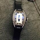 Richard Mille 新款女士腕表,陶瓷表面现镶嵌钻石,价格约130万 #理查德米勒##鹿晗##潘玮柏#