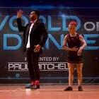 """一对舞者带来的""""提线木偶""""舞,太酷炫了!#舞蹈#"""