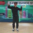 #efive十周年#厦门E-Five流行舞蹈工作室 君帆老师 locking 课程 #热门##舞蹈#@美拍小助手