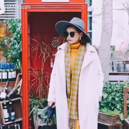 ❃奶茶和焦糖色的冬季主色调❀‥ 对温暖的感知力又强了一点♡」微信:lmstz888 #穿秀##热门#