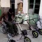 这个发明厉害,残疾人士的福音👍#涨姿势#