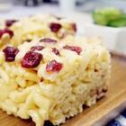 #美食#今天我们来吃沙琪玛,从小钟爱到大的零食之一,现在亲手做给赫赫吃,比自己吃还要开心!#沙琪玛##传统美食#